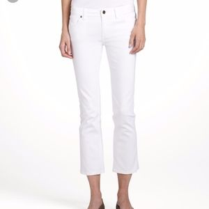 Tory Burch cropped pants size 24